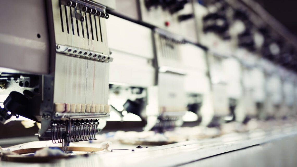 Industriële naaimachine: waarom niet tweedehands?