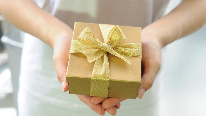 Een cadeautje bedenken doe je zo