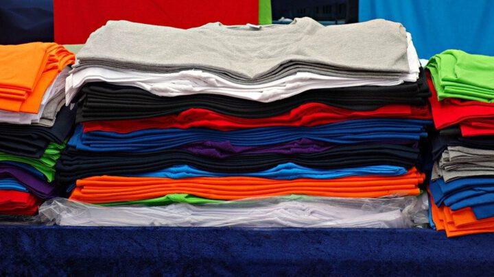 Verschillende redenen om je shirt te bedrukken