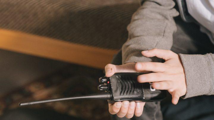 Het belang van walkie talkies